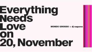 Everything Needs Love On 20, November