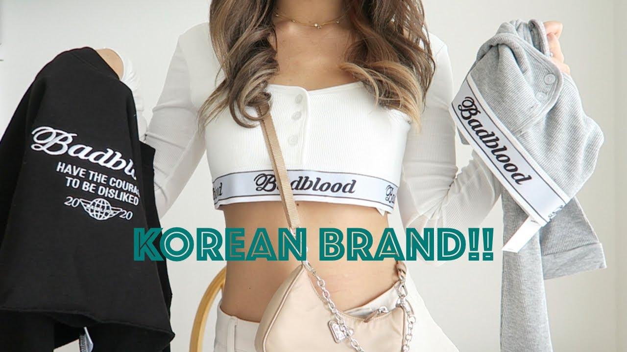 【韓国通販】これ着とけば間違いなし!な韓国ブランドで爆買い!♡