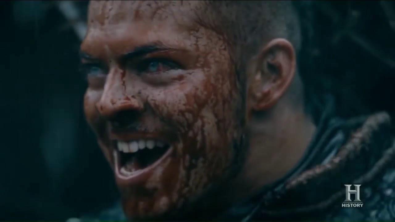 """""""You Cant Kill Me"""" Ivar The Boneless - Vikings Scene - HD"""