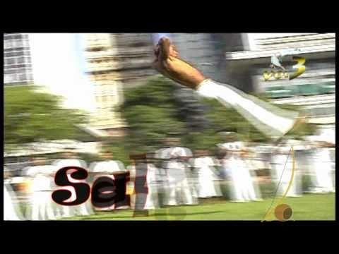 Saltos de Capoeira