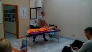 "Презентация техники ""Багуа массаж тела"" от Александра Ермолаева."