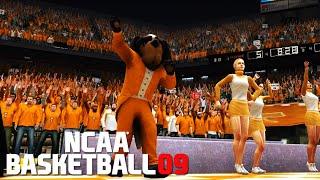 NCAA Basketball 09 Dynasty- Help Me Out