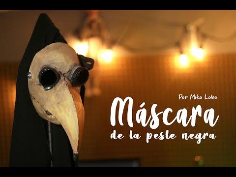 DIY  Creando Máscara de la peste negra - Miko Lobo