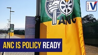 WATCH LIVE: ANC briefs media ahead of national policy conference