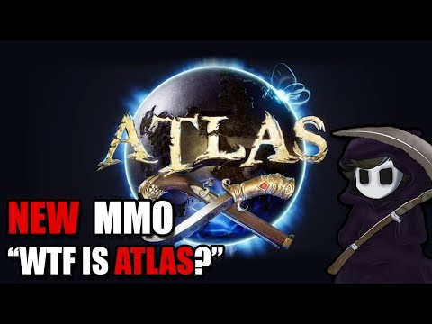 New MMO ATLAS -