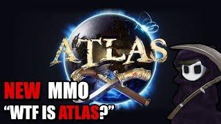 New MMO ATLAS -