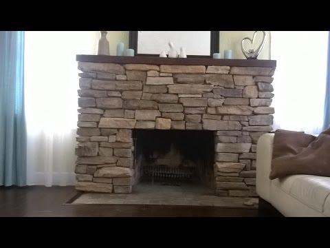 How To Install Veneer Stone Doovi