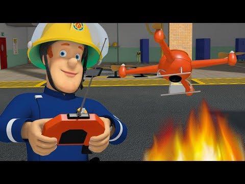 Fireman Sam US New Episodes   S.O.S FIRE ALARM  - Best of Season 8 🚒 🔥 Cartoons for Children