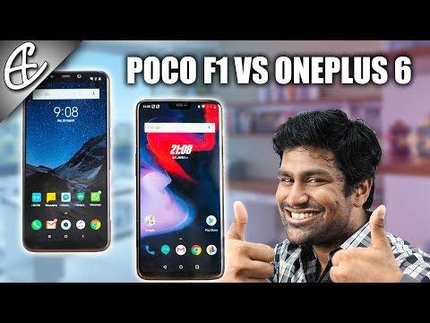 Is POCO F1 the BEST? OnePlus 6 vs POCO F1 Honest In-Depth Comparison!