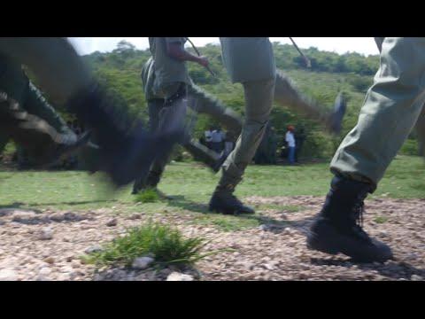 Extra-Legal Militia Trains on Haitian Mountaintop