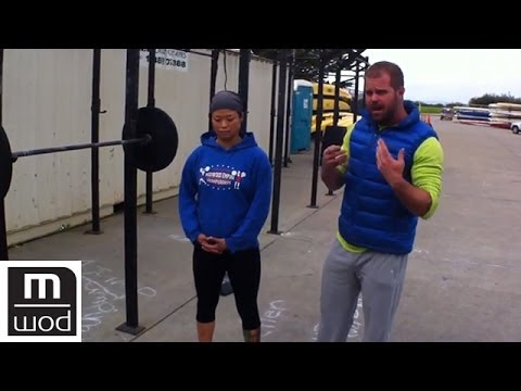 Making A Better Front Rack Feat Kelly Starrett Mobilitywod