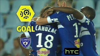 Video Gol Pertandingan SC Bastia vs Toulouse FC