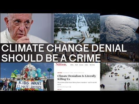 POPE: CLIMATE CHANGE DENIERS ARE STUPID, JAIL THEM. SDA & ISIS.WALLA WALLA BRIAN MCLAREN CONVERGENCE