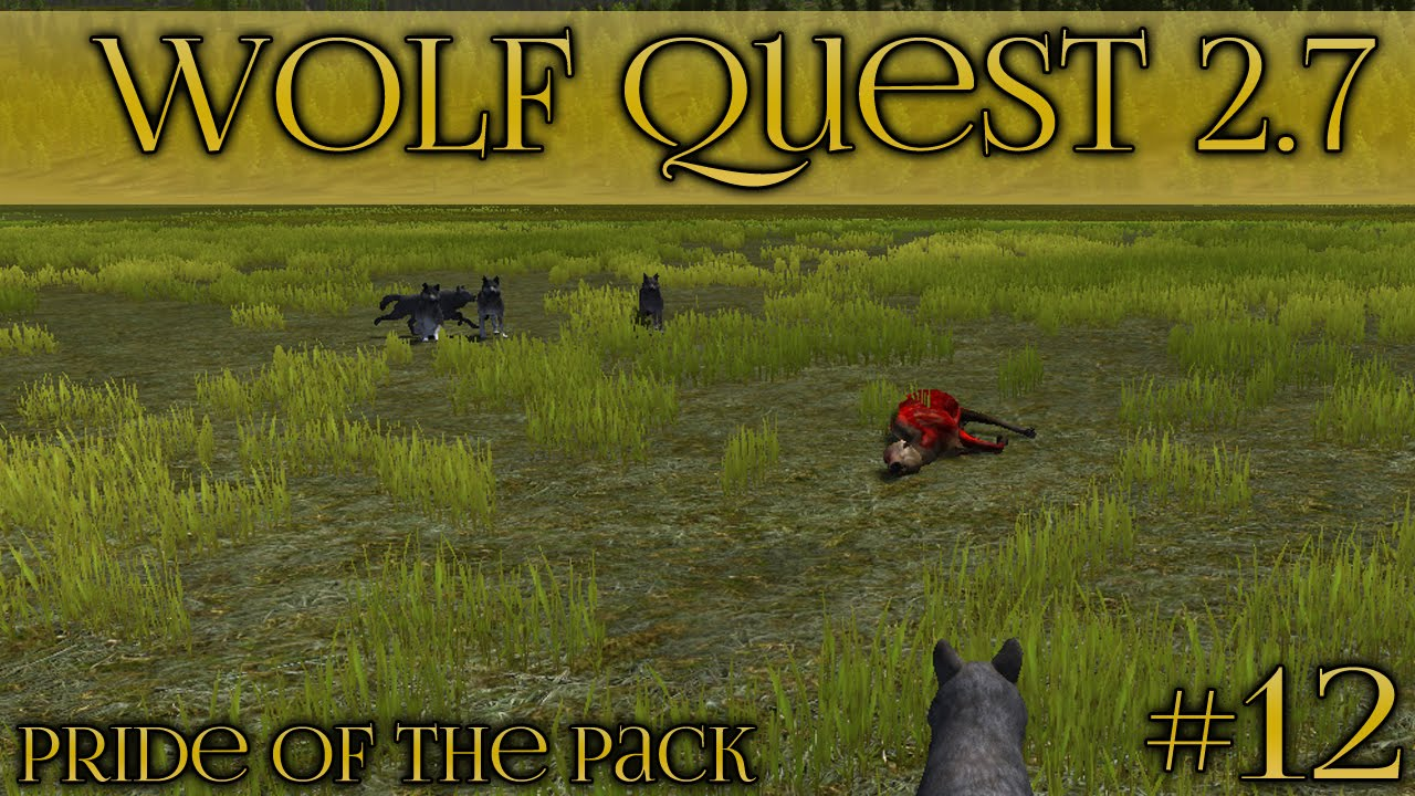 Battle with the stranger wolf pack wolf quest 27 pride of battle with the stranger wolf pack wolf quest 27 pride of the pack episode 12 youtube ccuart Choice Image