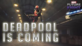 DEADPOOL IS COMING! - Marvel Future Fight Indonesia