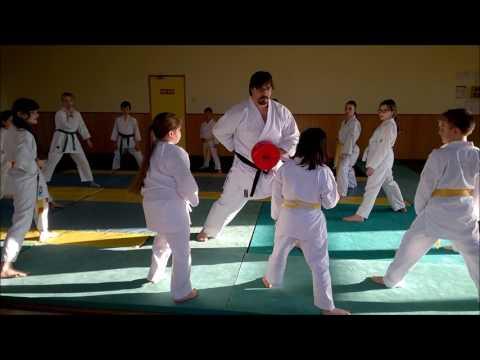 Cours de karaté Shotokan enfants