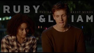 ✗ ruby and liam | the darkest minds