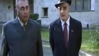 Брежнев и Андропов -   Последняя встреча