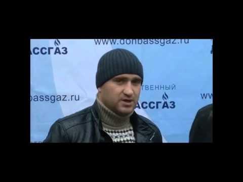 Газификация Дмитровки  в выпусках новостей 23.10.2015