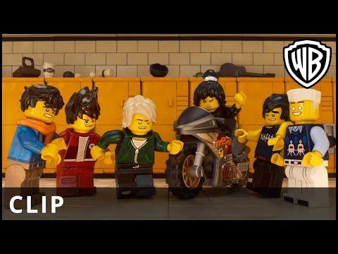 The LEGO NINJAGO Movie - Ninja Go - Official Warner Bros. UK