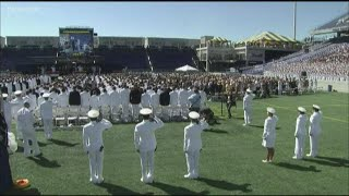 Military academies starting to implement the Trump administrations ban on transgender service member