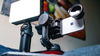 BEST Phone Accessory for Cinematic Footage | Freefly Movi Cinema Robot