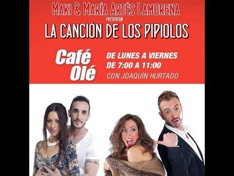 Maki & María Artés - La Canción de los Pipiolos (Café Olé)