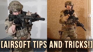 AIRSOFT TIPS AND TRICKS!