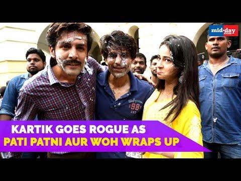 Kartik Aaryan goes rogue as Pati Patni Aur Woh wraps up Mp3