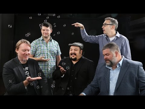 Oscars Animation Directors Roundtable: The Full, Frank Interview