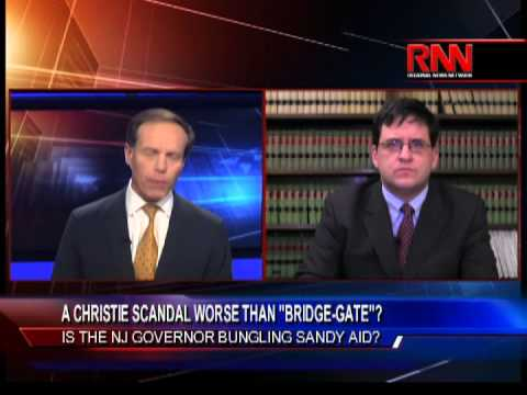 """A Christie Scandal Worse Than """"Bridge-Gate""""? Is The NJ Governor Bungling Sandy Aid?"""
