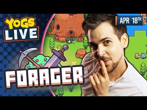 FORAGER w/ Lewis! - 18/04/19