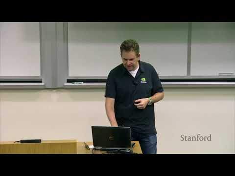 Stanford Seminar - NVIDIA GPU Computing: A Journey from PC Gaming to Deep Learning