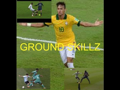 Tutorials On 4 New Effective Ground Moves!!