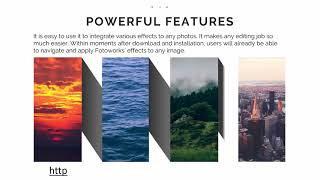 Fotoworks XL - User-Friendly Photo Editing Software to Use for Expert and Beginner Image Makers