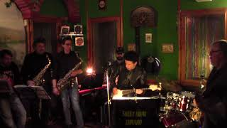 """Dr Faust & The Coffee House Brothers """"Cold Shot"""" @Ninfea 10.2.2018"""