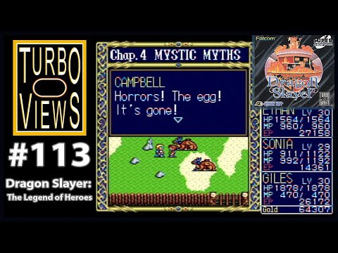 """""""dragon-slayer:-the-legend-of-heroes""""---turbo-views-#113-(turbografx-16-/-duo-game-review!)"""