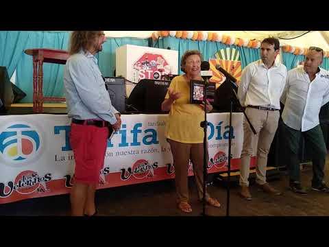 Alejandro Gainza, la AECC, 'El Ancla', y Domingo y José León premios TarifaalDía
