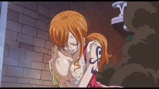 Jinbei Betrayed BIG MOM And Releases Luffy And Nami ! One Piece 819  ENG SUB HD