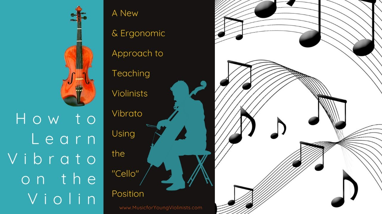 How to Learn Vibrato on Violin (a New Approach) 🎻