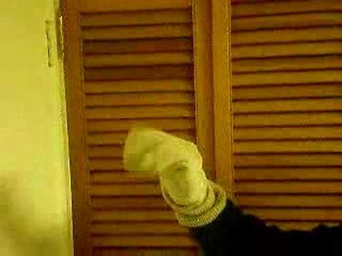 Cleaning Louver Doors