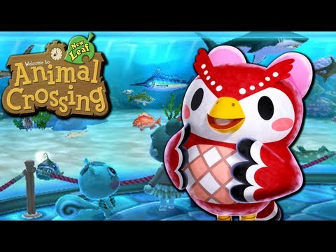 Animal Crossing: New Leaf - Hoo's Upstairs? (Nintendo 3DS Gameplay Walkthrough Ep.29)