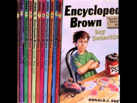encyclopedia brown solves them all sobol donald j