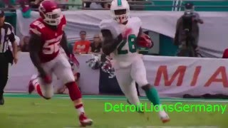 Lamar Miller Welcome to the Houston Texans Carrer Highlights Miami Dolphins