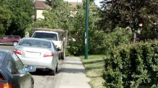 Video Calgary wind takes a bite out of neighborhood download MP3, 3GP, MP4, WEBM, AVI, FLV April 2018