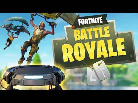 Fortnite Battle Royale: NEW UPDATE 1.9 WITH LAUNCH PAD! Fortnite Battle Royale Multiplayer Gameplay thumbnail