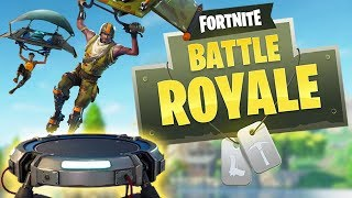 Fortnite Battle Royale: NEW UPDATE 1.9 WITH LAUNCH PAD! Fortnite Battle Royale Multiplayer Gameplay