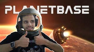 عالرايق: نبني قاعدة بالفضاء! - Planetbase