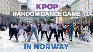KPOP IN PUBLIC RANDOM PLAY DANCE GAME IN NORWAY 2021 랜덤플레이댄스