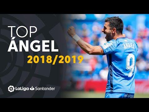 TOP Moments Ángel LaLiga Santander 2018/2019
